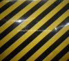 Beautiful Zebrn-Stripe Pattern Designed PPGI Boxing Building Material