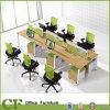 Manufacturer of 6 Seats Desktop Office Desk Dividers