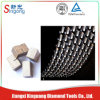 Manufacturer Diamond Segment for Stone Blade