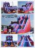Super Inflatable Double Stairs Slide for Kids&Adults (MIC-1000)