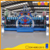 Factory Price Bouncer and Slide Robot Theme Inflatable Combo (AQ01781)