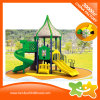 Mini Cute Nature Tree Series Play Equipment Slide for Children