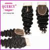 "3.5*4"" Silk Top Lace Deep Wave Closure Brazilian Virgin Remy Hair"