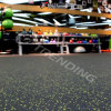 Interlocking Mat Bricks Roll Rubber Gym Flooring
