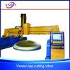 Pressure Vessel Head Plate/Dish Head /Lid Hole E CNC Plasma Drillingcutting Machine