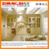 High Glossy PVC Kitchen Furniture Cabinet