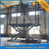 Underground Scissor Double Car Lift Parking System