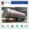 35000L 3 Axles Tanker Semi Trailer for Pitch Asphalt Bitumen Transport