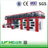 Ytc-8600 Superior Performance Ci Flexography Printing Machine
