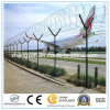 Airport or Military Barbed Wire Mesh Fence