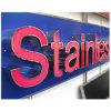 Stainless Steel Letter LED Lighting Advertising Billboard Sign