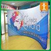 Horizontal Curved Tension Fabric Exhibition Display (TJ-PO-05)