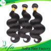Cheap 100% 7A Grade Natural Hair Brazilian Human Hair Extension