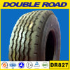 Double Road 385/65r22.5 Super Single Trailer Truck Tire