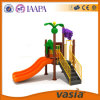 Double Slides of Fruit Series of Outdoor Equipment for Children to Play at Amusement Parks