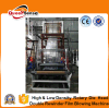 LDPE HDPE Rotary Die Extruder Blower Film Machine