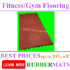 Soft Rubber Underlay Flooring Mats for Weight Room in Fitness