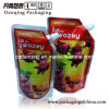Fruit Juice Stand up Pouch with Spout