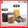 Wholesale Stainless Steel Lid Customized Storage Glass Jar