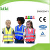 Fashion Kids Reflective Safety Vest Made of Solid Fabric
