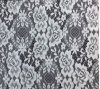 Nylon Lace Fabric for Bra and Wedding Dress