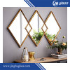 4mm Frame Silver Mirror Glass for Bathroom