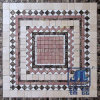 Mixed Marble Mosaic Pattern Floor Tile for Hotel Hall Decoration
