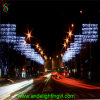 Christmas Lighting Outdoor Pole Mounted Light for Street Decoration