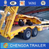 Made in China 2 Axle Lowboy Lowbed Trailer for Sale
