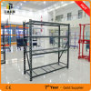 4 Layers Longspan Warehouse Rack with Wire Deck