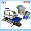 360° Rotatable Swinger with Drawer Clamshell Heat Press Machine Swing T-Shirt Printing Machine
