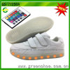 New APP Controlled LED Shoes Manufacturer Cool Light Shoes with Remote Controller