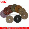 Polishing Pads for Dry Use on Stone