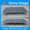 Stage, Equipment Aluminum Stage, Spider Stage, Pop up Stage