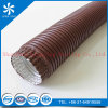 0.10mm Brown Semi-Rigid Aluminum Duct for HVAC