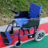 Factory Folding Electric Wheelchair with Ce