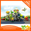 Outdoor Children Plastic Playhouse and Slide for Sale