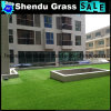 15750tuft/M2 Density 25mm Garden Synthetic Turf with 8800dtex Yarn