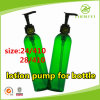 Bottle Sprayer 28mm Plastic Lotion Pump with 1.4ml Dosage