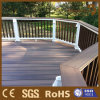 Chinese Manufacturer Waterproof WPC Composite Co-Extrusion Wood Decking