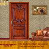 Solid Wood Door Interior Solid Wooden Room Door (GSP2-002)