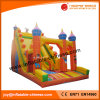 2017 Inflatable Jumping Bouncy Castle Slide/Inflatable Slide (T4-240)