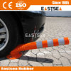 Waterproof 450mm/750mm PU Spring Flexible Traffic Delineator Post
