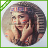 Round Circular Sublimation Heat Press MDF Wooden Blank Jigsaw Puzzle