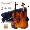 Sinomusik All Solid Pirmary Antique Student Violin
