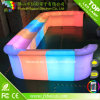 Glowing Bar Nightclub Furniture Illuminated LED Bar Counter