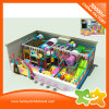 Candy World Mini Soft Playground Equipment Indoor for Baby