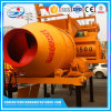 High Quality Jzc500 Rotating Drum Concrete Mixer on Sale From China