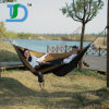 Carries Parachute Nylon Camping Hammock with Carabiners