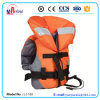 Solas Approved Orange Whitewater Life Jacket